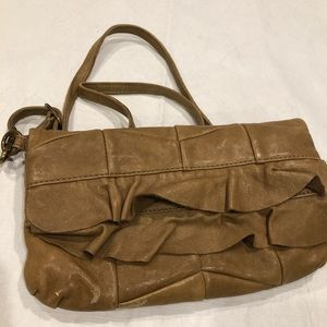 Hobo leather small Crossbody bag